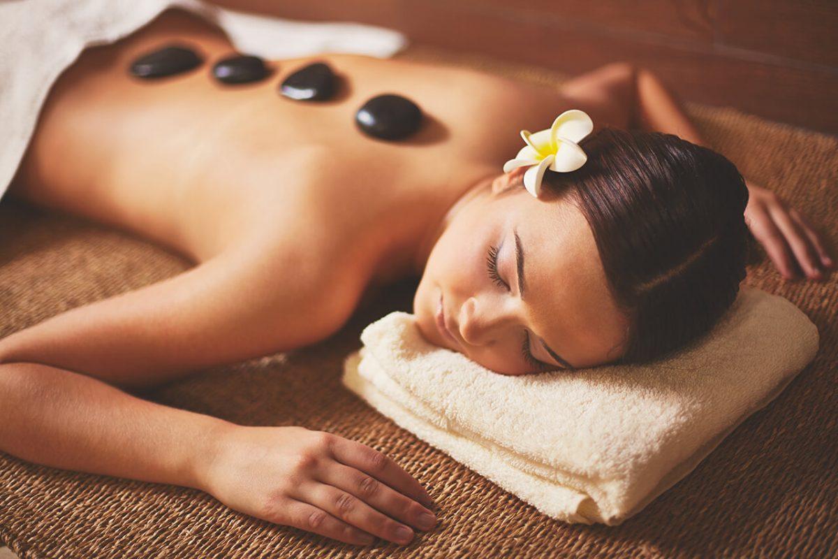 Full Body Wrap & Hot Stone Treatment